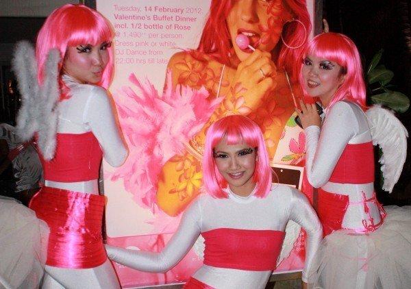 Twiinpalms Pink Party
