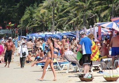 Phuket's tourism market