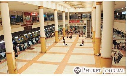 Phuket International Airport, airlines