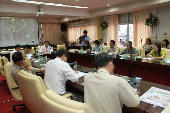 meeting of 28th National Youth Games