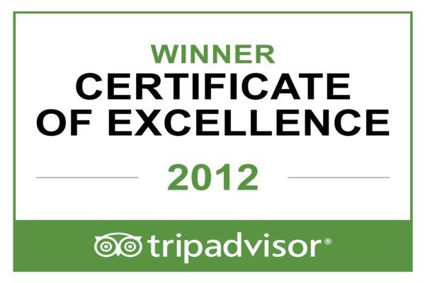 "Phuket's Burasari Resort wins TripAdvisor ""Certificate of Excellence 2012"""
