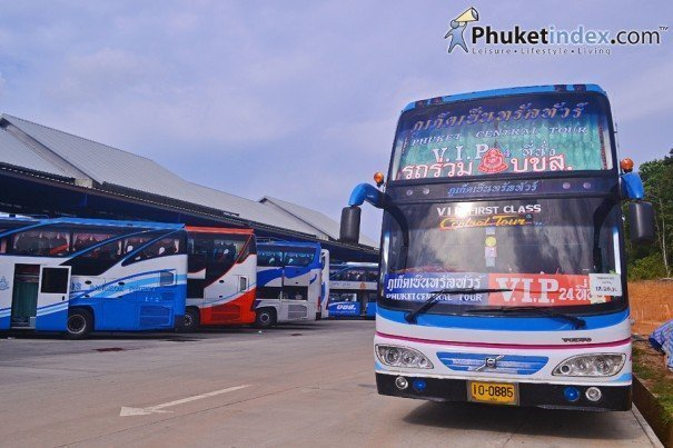 Phuket's 2nd Bus terminal to be improved