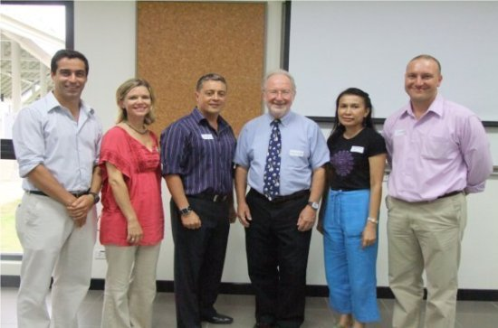 "Phuket International Academy Day School ""Meet & Greet"""