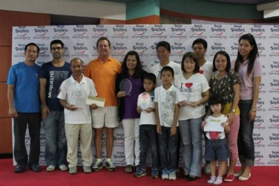 Phuket's Operation Smile Thailand