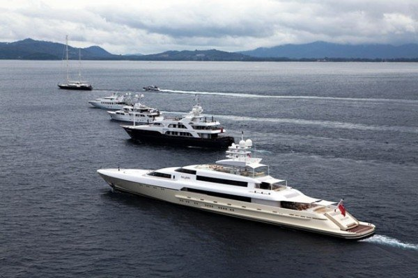 Phuket's Angsana Laguna to sponsor Asia Superyacht Rendezvous