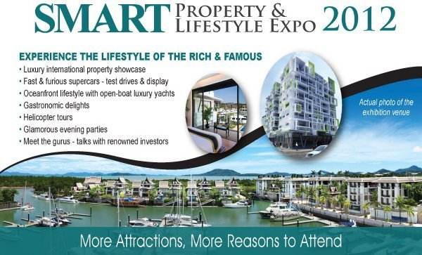 Phuket Property Show to Offer a Taste of Luxury