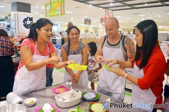 Central Phuket Cooking Class!