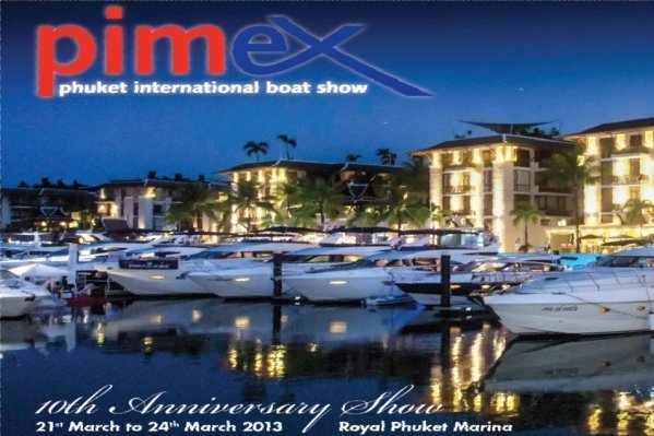 Phuket International Boat Show 10th Anniversary