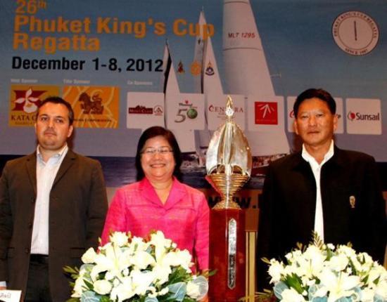 Phuket King's Cup Regatta leads sports tourism drive