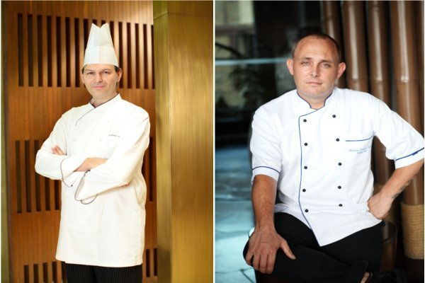 Phuket's Outrigger Appoints it's Chefs