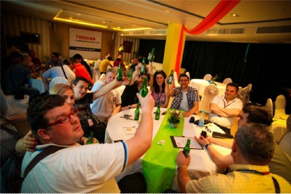 Phuket's Kee Resort hosts Toshiba Group Thailand