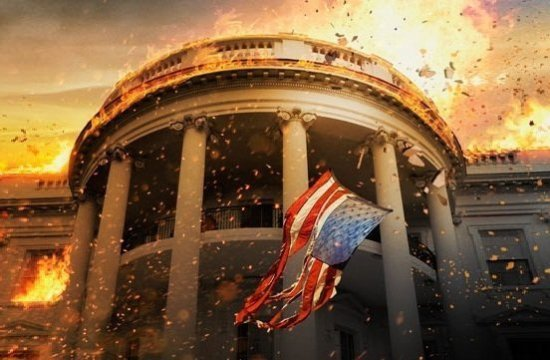 Phuket Now Showing: Olympus Has Fallen