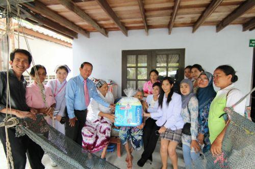 PPAO visits Kamala 'Phuket Care' Project