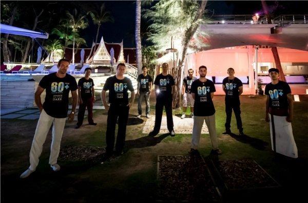 Angsana Phuket Goes Dark for Earth Hour
