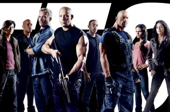 Phuket Now Showing: Fast and Furious 6
