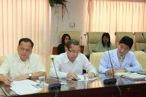 Phuket PAO holds executives meting
