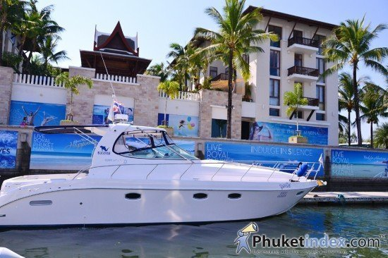 Phuket wants to implement marine traffic control system