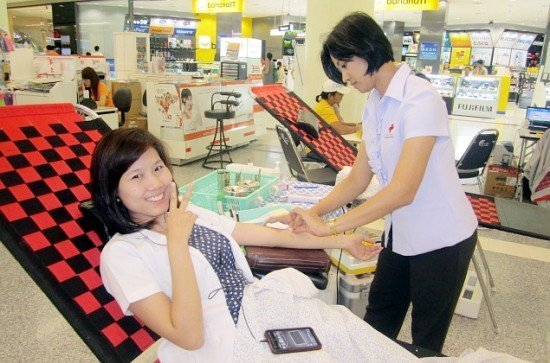 Phuket Blood Donor Day 2013 set for 14th June