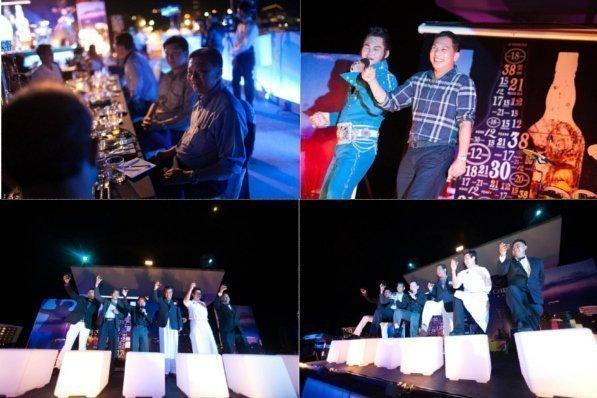Chivas Flashback Party at Phuket's The KEE Sky Lounge