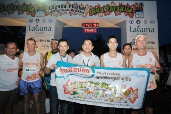 Brit takes Phuket Marathon title