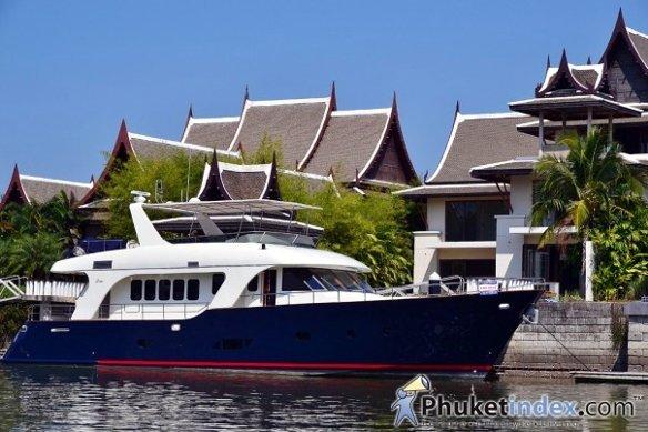 Phuket International Boat Show signing five-year host venue agreement