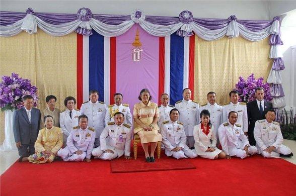 Princess Sirindhorn spends day on Phuket