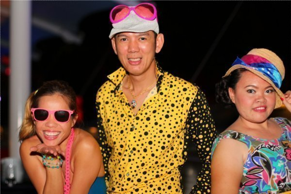 Phuket rocks to the sounds of the 80s