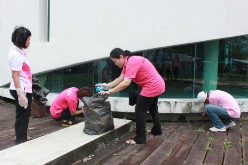 "Phuket PAO joins ""Cleanup Phuket"" campaign"