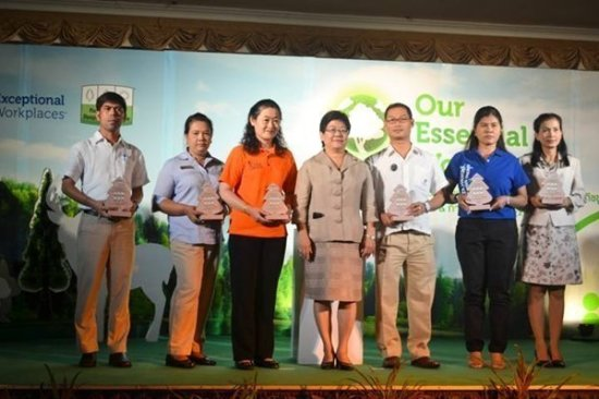 Phuket's KEE Resort Scoops Exceptional Workplace Award