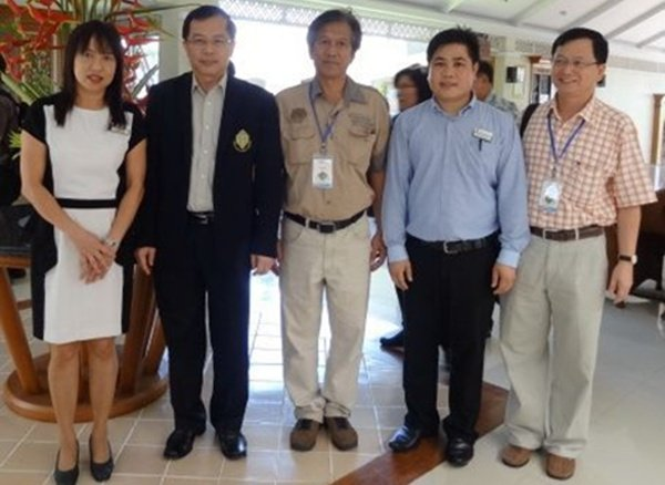 Kantary Bay Phuket Welcomes Office of Election Commission