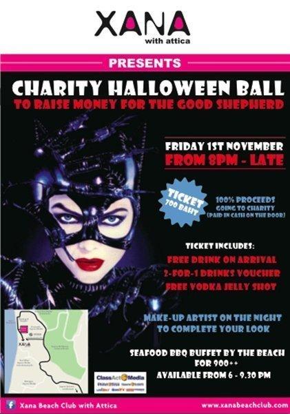 Halloween Ball for Phuket Charity