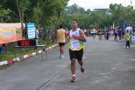 Phuket's 10th Child-Watch Mini Marathon