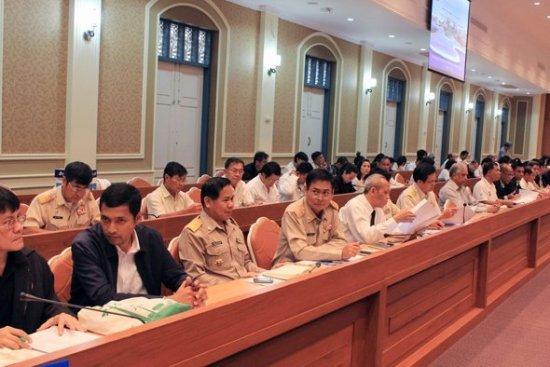 Phuket officials update on Chalong Circle proposals