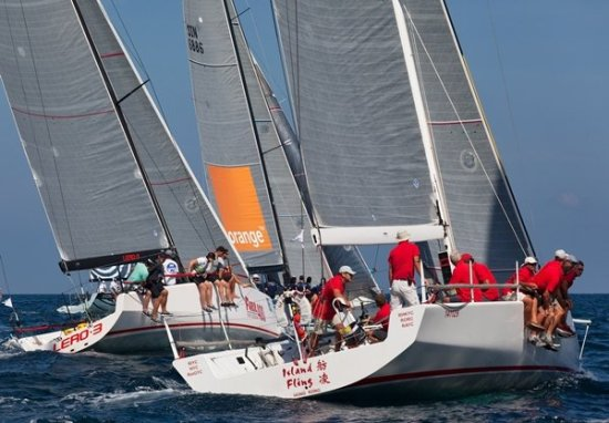 Phuket Regatta launches with largest fleets of keelboats