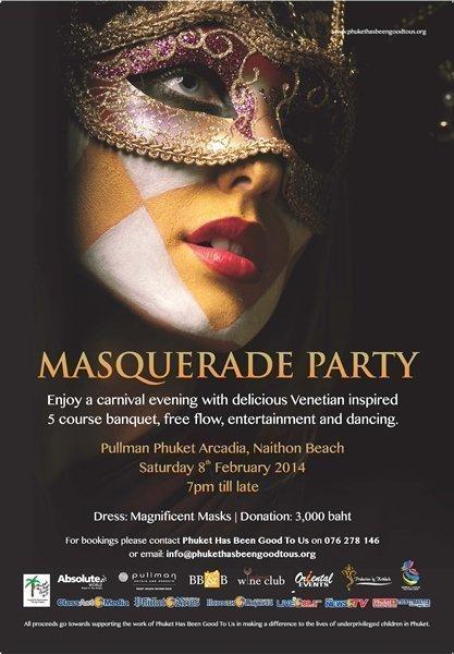 Phuket's Night of Masks, Mystique and Marvel