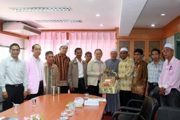 Phuket PAO to support Islamic Ethical Training Course