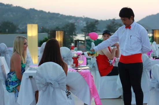 Rooftop Romance for Valentine's Day at Phuket's The KEE Resort & Spa