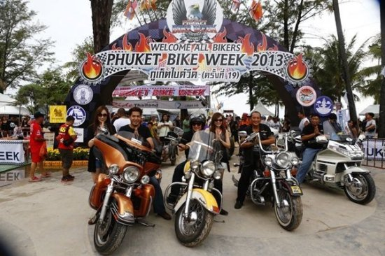 20th Phuket Bike Week is nearly here