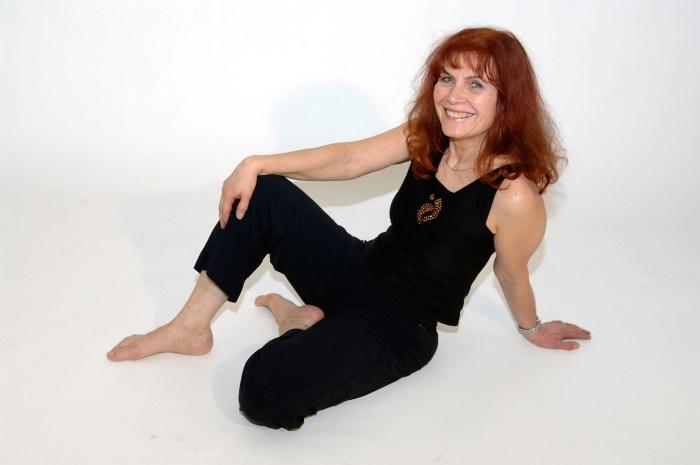Ursula Obermaier im NIA-Outfit