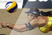 beach volley physique de rêve