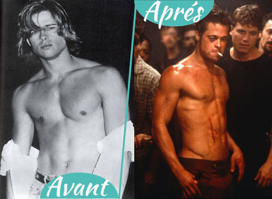 brad-pitt-fight-club-sexy-avant-apres