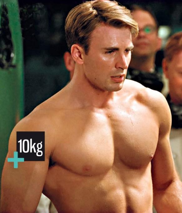 Chris-Evans-torse-nue-sexy-capitaine-america