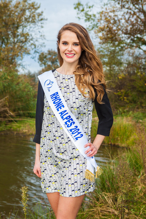 julie jacquot miss rhone alpes miss france 2013