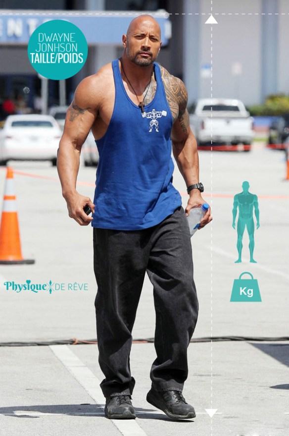 dwayne-jonhson-the-rock-taille-poids-muscles
