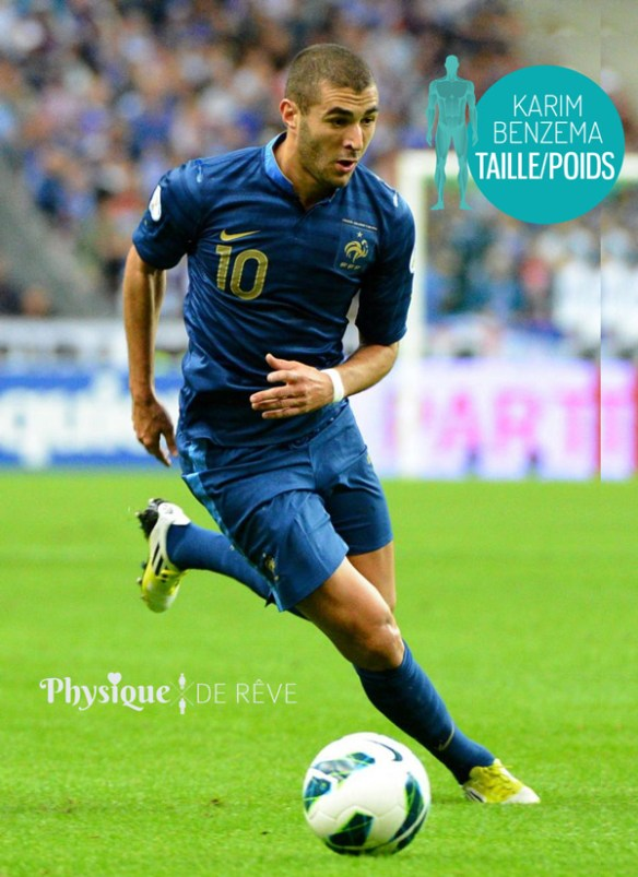 Karim-Benzema-foot-taille-poids-muscles