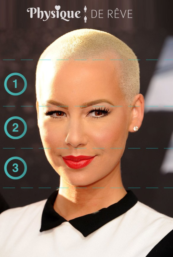 Amber-Rose-analyse-visage-proportion