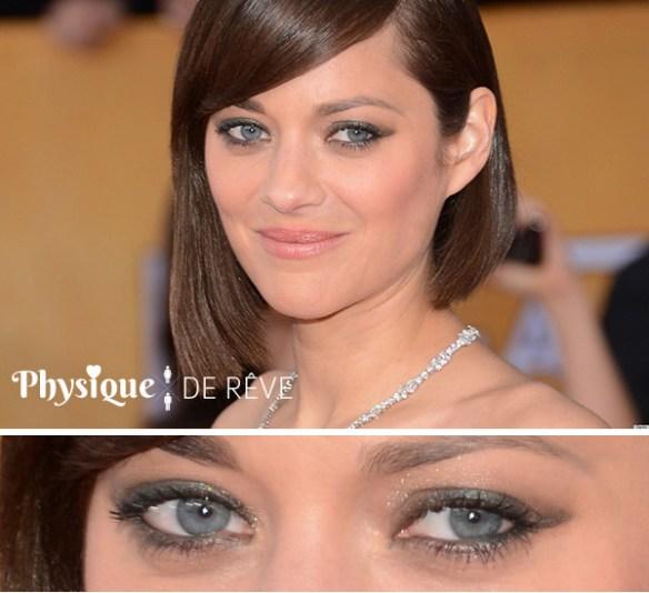 MARION-COTILLARD-yeux-bleus-visage-maquillage