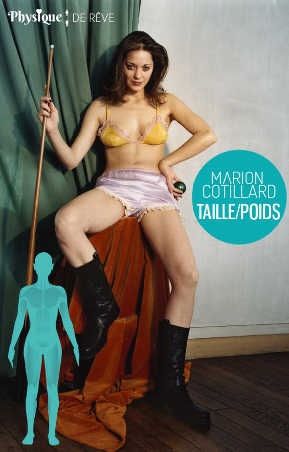 marion-cotillard-taille-poids