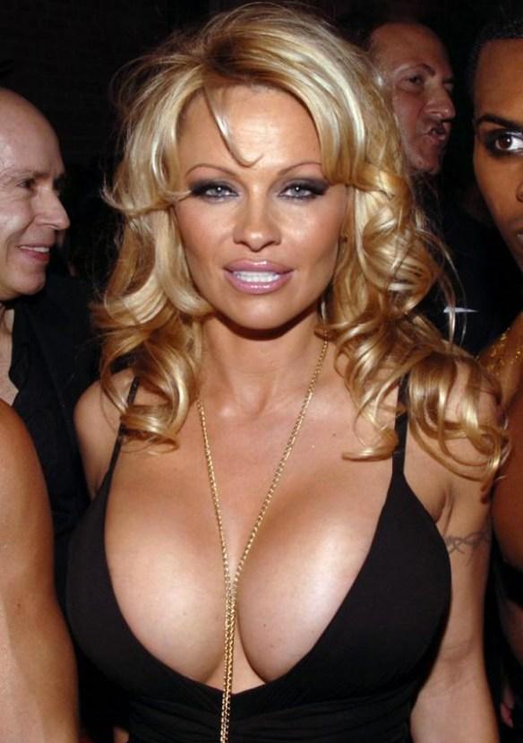 taille-seins-Pamela-Anderson-poitrine