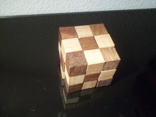 casse tete en bois solution cube # Casse Tete En Bois Solution Cube
